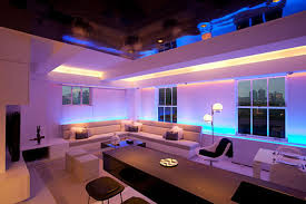 led lights in home
