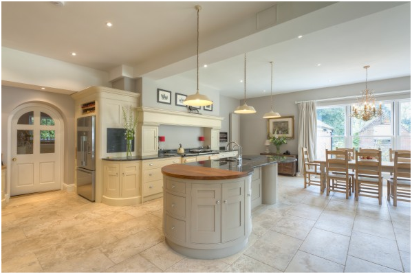 Benefits of Bespoke Kitchen Designs