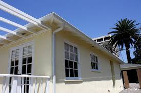 seamless house gutters